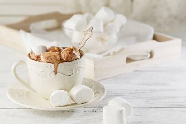 Marshmallow cocoa
