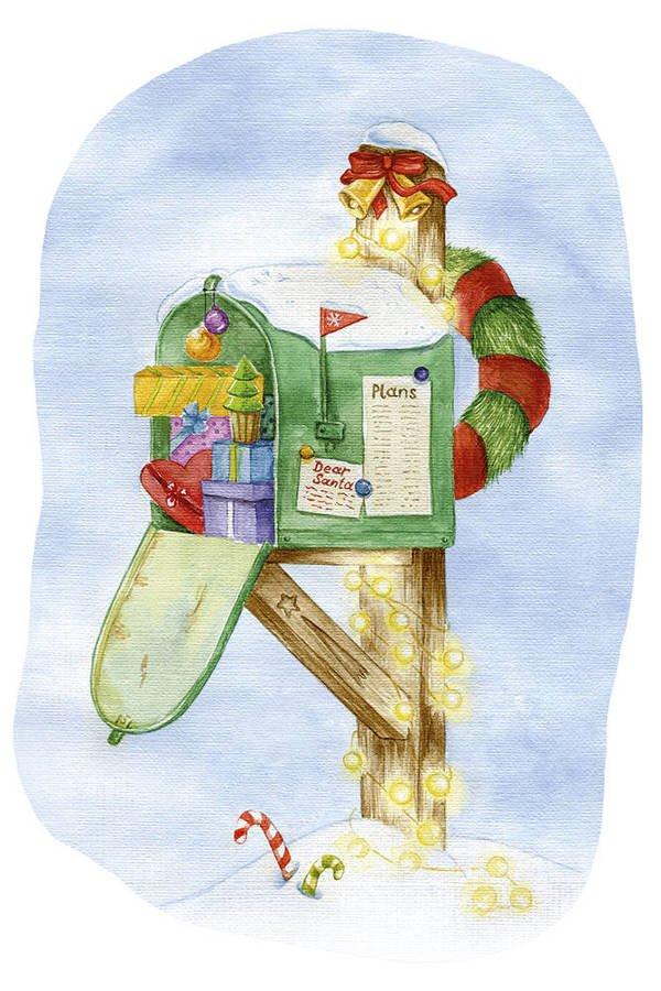 Poczta bożonarodzeniowa